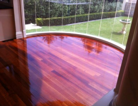 ITB Floors sanding polishing services