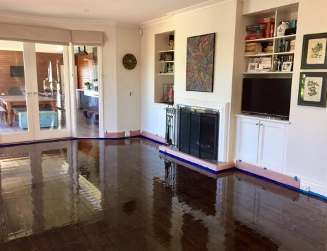 ITB Floors sanding polishing services sandringham residential