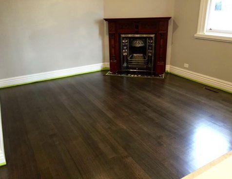 ITB Floors timber floors sanding staining residential
