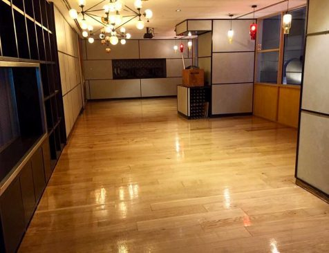 ITB Floors timber floors staining polishing commercial