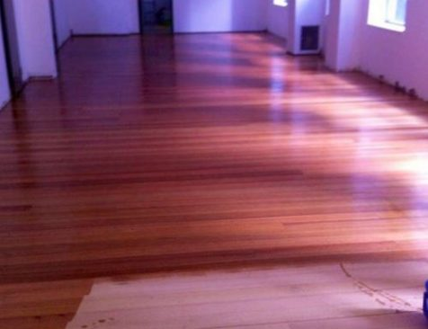 Timber Flooring Restoration Melbourne Before&After