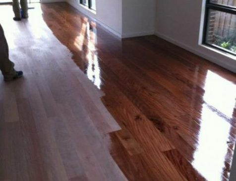 Timber Flooring Specialists Before&After